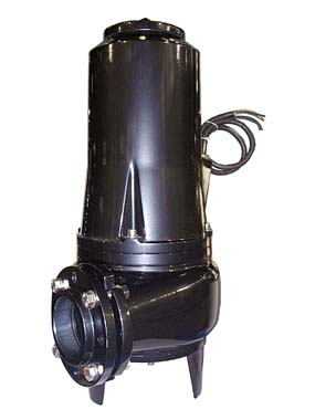 New Electric Submersible Pumps for Waste Water: RH 150