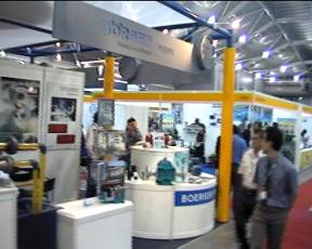 Exhibiting Highlights of Pumps & Systems Asia 2002