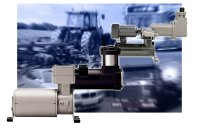 Automotive Vacuum Pumps Easily Tailored to Customers Needs