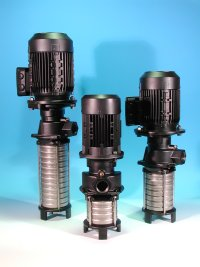 No problems with leakage anymore: the Spandau PXA immersion pump