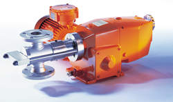 Valveless control piston metering pump from ProMinent