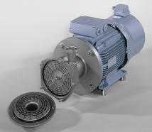 Neuer Inline-Rotations-Homogenisator (Shear Pump) von Fristam