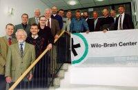 Erstes Treffen der Wilo-Brain Center