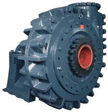 GIW Rubber Lined Pump Uses Modern Hydraulics