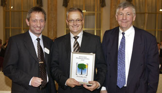 Grundfos awarded for the best environmental report