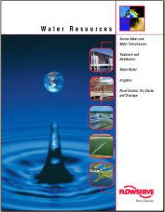 Flowserve Publishes New Water Resources Brochure