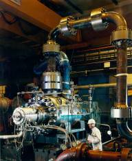 The World's Largest Injection Pumps