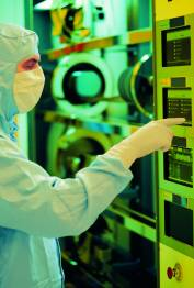 Grundfos Introduces Industrial Production of Microchips in Denmark