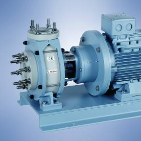 Extended Closed Coupled Pumps