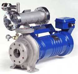 Standardized Chemical Pump for High Temperatures