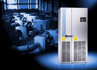 New Generation of Drives from Siemens A&D