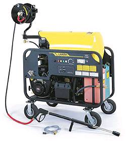Industrial Hot-water Pressure Washers