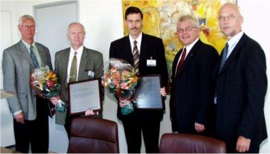 Grundfos Supplier Award for Finnish Company