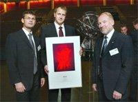 Grundfos Wins European Quality Prize
