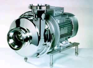 Mag-drive Pumps for Wort Transport