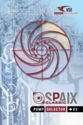 Spaix V2 Broschüre in 5 Sprachen