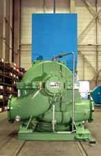 KSB Pumps for Seawater Desalination