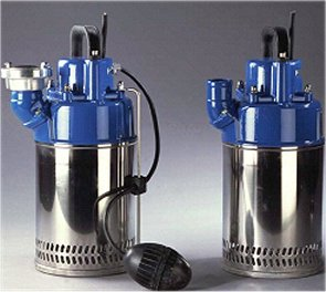 New Improved Drainage Pump – P 801 W