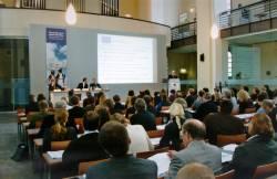 Wilo auf dem Klimaschutzkongress