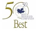 S.A. Armstrong Ltd. Honoured Again as one of Canada's Top 50 Best Managed Companies