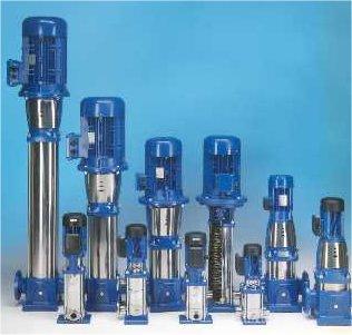 Lowara Presents its Updated SV Pump Range