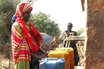 UNHCR Marks World Water Day