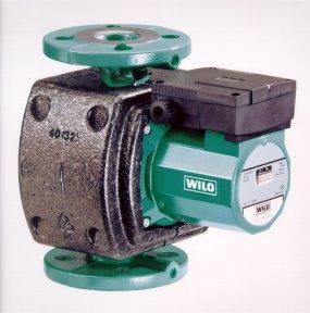 Erfolgsbaureihe Wilo-TOP mit neuen Produktvorteilen