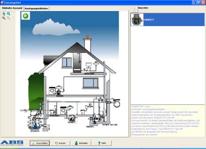 New ABS Pump Selection & Planning Software