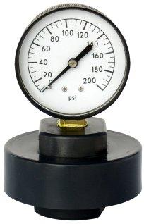 All-PVC Diaphragm Seals for Corrosive Environments