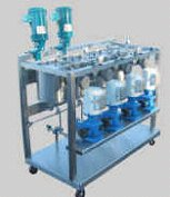 Metering and Mixing Pumps For Color and Flavor Concentrates