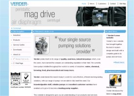 Verder UK Introduces New Website