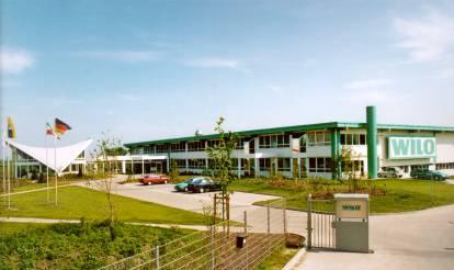 Neues Wilo-Bildungszentrum in Oschersleben