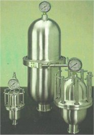Sanitary Pulsation Dampeners for Biotech & Food