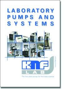 New Catalog of Laboratory Pumps and Systems