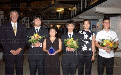 Japanese Students Win Stockholm Junior Water Prize