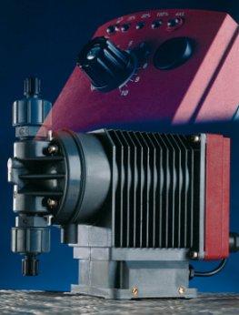 Solenoid-Driven Diaphragm Dosing Pump MAGDOS LT