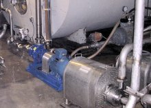 Brewery Benefits from Using a Hidrostal Pump