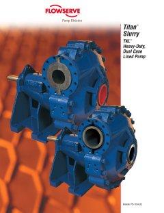 New Brochure For Titan™ Slurry Pump