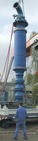 Large Order for Flowserve Hamburg GmbH