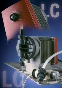 MAGDOS LC – New Solenoid-Driven Diaphragm Dosing Pump