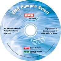 Einfache Auslegung mit EMB Pumpen Select