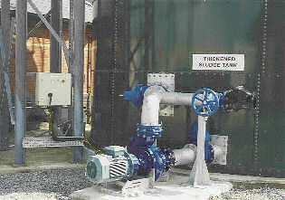 Hidro-Mix Sludge Tank Mixing