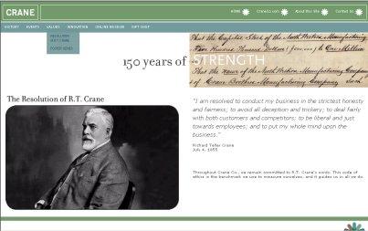 Crane Co. Celebrates 150th Anniversary