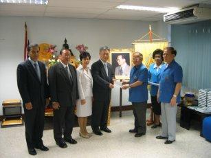 Die Wilo AG engagiert sich in den Tsunami-Gebieten