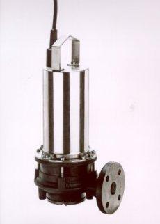 Neue Abwasser-Tauchmotorpumpe MTS 40