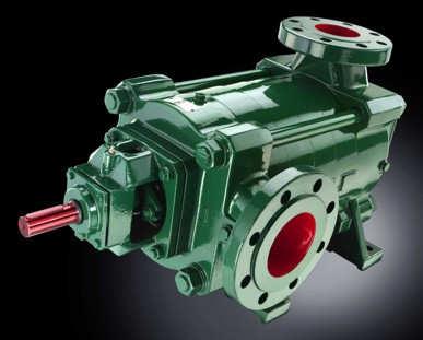 New PMHT Range of Horizontal Pumps