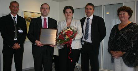 Grundfos Supplier Award