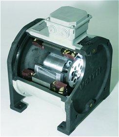 Neue Hybrid-Motor-Pumpenkombination EPAI