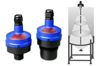 Level Transmitter Allows Non-Contact Measurement in Tanks