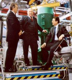 Worldwide Presence with German Engineering